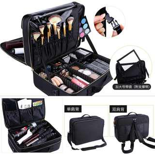 Makeup Bag & Trolley (Both together)