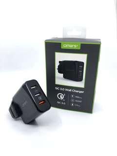 Omar's  QC3.0充電器