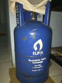 Tabung Gas Kosong Elpiji 12kg