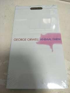 Animal Farm by George Orwell - Brand New