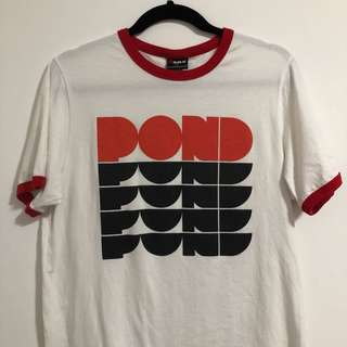 POND Band Tee Large