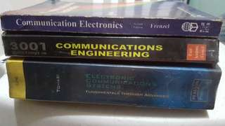 Electronics Engineering Books (Communication)
