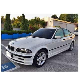 2001年-BMW-318『輕鬆低月付』怎麼輕鬆貸.讓我來幫你!