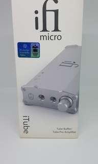 iFi Audio iTube (Tube buffer/pre-amp)
