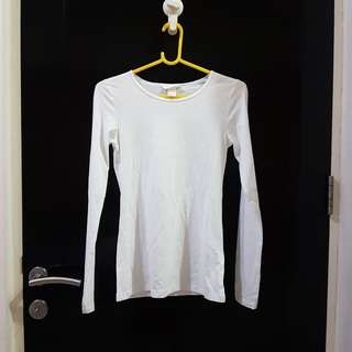 H&M basic long-sleeve Tshirt