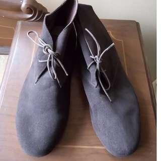 premium sample leather shoes 4