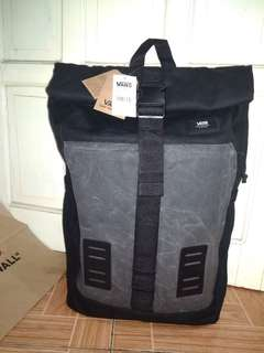 Tas Ransel /Bagpack / Backpack Vans Mn Plot Roll Bac