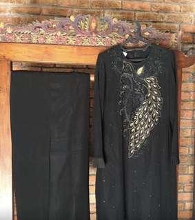 Sepasang Baju (kain sari)