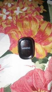 Miniso Bluetooth earphones