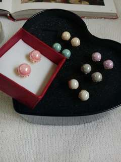 Highly Quality Faux Pearl Earrings