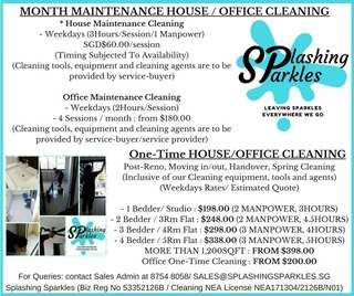 House cleaning / Office Cleaning