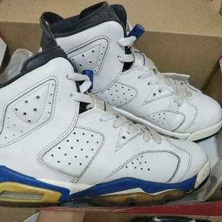 🚚 Air Jordan 6代