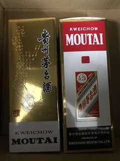 貴州茅台酒2018年