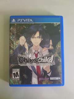 PS Vita Chaos;Child (English)