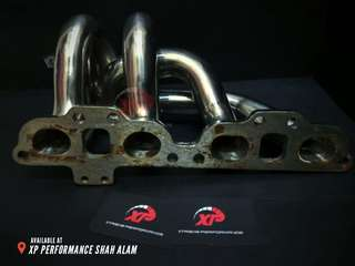 eader Turbo JASMA for NISSAN banana exhaust Silvia sr20
