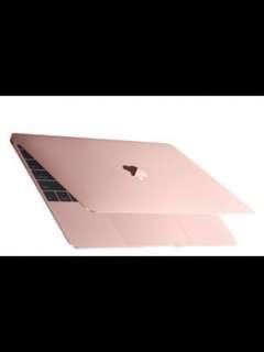 Apple Macbook Air MNYM2 Notebook Rose Gold