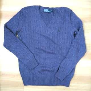Authentic Polo Ralph Lauren V Neck Knitwear