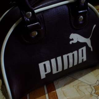 Puma Cute Sporty Bag Slightly Used SUPERSALE