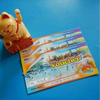 Tiket Ocean Park BSD Tangerang Murah Abiezz