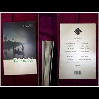 Preloved English Novel - Heart of Darkness