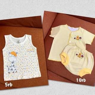 Baju Bayi 3-6M