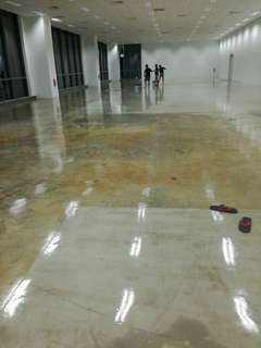 Epoxy Painting floor painting car park painting