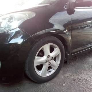 Toyota Yaris/Vios Original Rim For Sale With Tyre