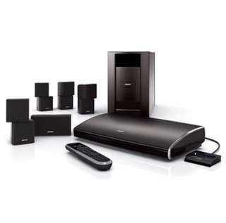 Bose lifestyle home theater v25