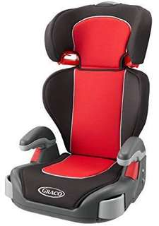 Graco Red Maxi Booster Carseat