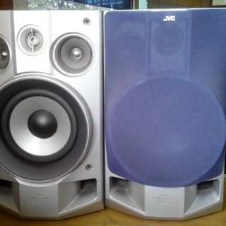 木喇叭箱JVC -WMD90 50W