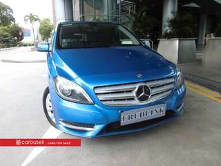 Mercedes-Benz BClass B180