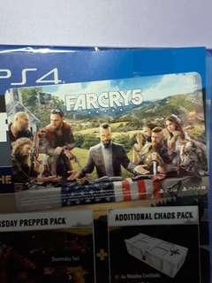 Far cry 5 ezlink card