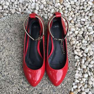 CMG Red Shoes