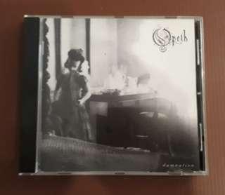CD Opeth - Damnation ( EUROPE PRESS )