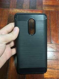 Redmi Note 4 Casing (Black)