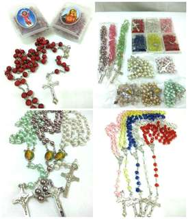 Rosewood Rosary & others