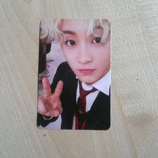 NCT DREAM Mark My first and last photocard