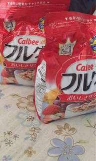 Calbee Granola Cereal