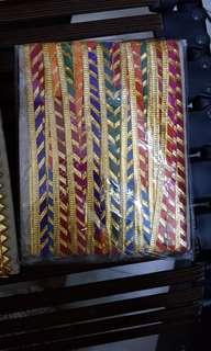Multicolor Lace