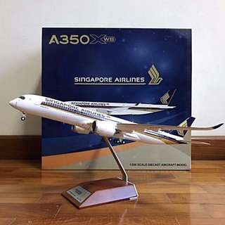 🚚 1/200 JC Wings Singapore Airlines Airbus A350-900