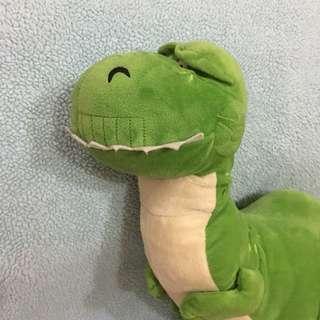 T rex toy story stuffed toy