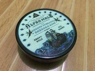 Alpha Male Premium Pomade Bazooka Gum Scent