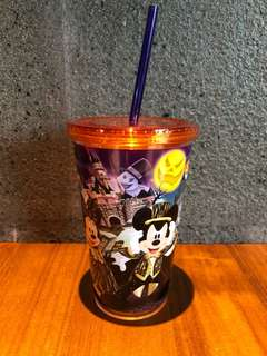 Disney Tumbler Disneyland HongKong - Mickey Minnie Mouse