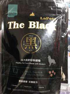 🚚 黑酵母保健糧 300g 成犬/熟齡/幼母/挑嘴