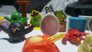 Angry Birds Set