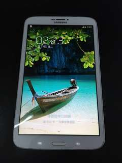 Samsung Galaxy Tab 3 ( SIM card and WiFi version)