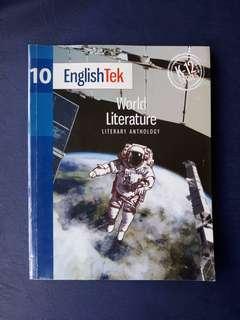 EnglishTek 10 Literaru Anthology