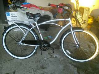 Lightly used Adult Supercycle Crusier Bike