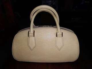 Authentic LV Jasmine epi leather