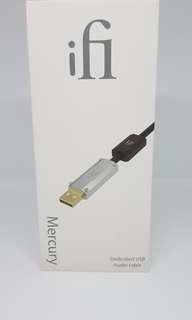 iFi Audio Mercury 1M Audiophile USB cable
